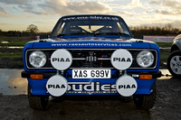 Bob Adamson, Dick Wardle, Ford Escort RS1800