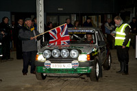 Nigel Barrett, Simon Law, Vauxhall Nova