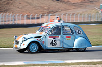 2CV Donington Motors TV