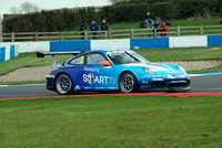 Porsche Carrera Cup GB Donington