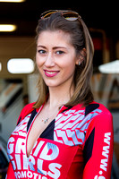 Optimum Motorsport Grid Girl
