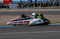 Donington, Eastern Airways Sidecars