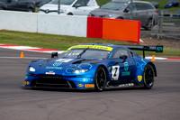 TF Sport Aston Martin V8 Vantage GT3 Mark Farmer / Nicki Thiim