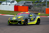 Invictus Games Racing - Jaguar F-TYPE SVR GT4  Paul Vice / Steve