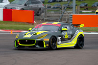 Invictus Games Racing - Jaguar F-TYPE SVR GT4  Paul Vice / Stev