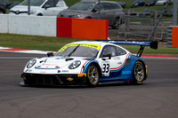 G-Cat Racing - Porsche 911 GT3R Shamus Jennings / Greg Caton