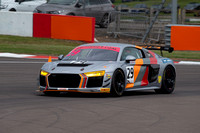 Stellar Performance - Audi R8 LMS GT4  Richard Williams / Sennan