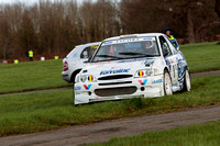 110  Darrell Taylor - Ford Escort Cosworth