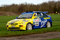 Pete Robinson - Ford Escort Cosworth