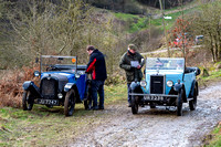 102  MORRIS MINOR UR 7238, 109  David Johnson  AUSTIN 7 CHUMMY J