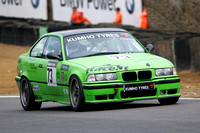 John Jones, BMW 318is