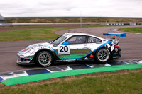 Porsche Carrera Cup GB - Rockingham