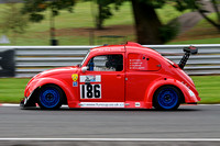 Car 186, Team Red Bug Racing