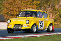 Peter Sharples, James Swallow, Ford Anglia