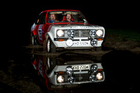 Martyn Hawkeswell, Nick Welch, Ford Escort RS