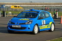 Russell Hale / Donald Hale - Renault Clio R3