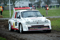 Aled Williams  Rover Metro 6R4