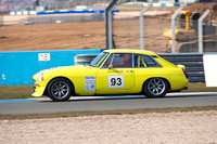 Russell McCarthy, MGB GT