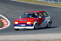 Tony Rudd, Fiesta XR2