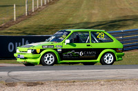 Mark Buxton, Fiesta XR2