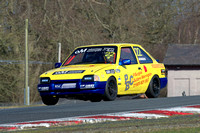 Adam Burgess, Escort XR3i
