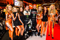 Paul Smith, Shane O'Sullivan and the Maxxis Girls