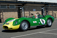 Lister Chevrolet, Mark Gibbon, David Hall,
