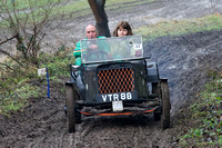 Pre War Austin 7 Club Winter Trial 10
