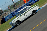 Ford Lotus Cortina, Howard Redhouse