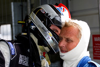 James Thompson and Johnny Herbert