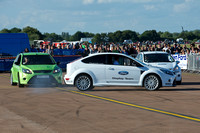 Paul Swift in the RS Focus
