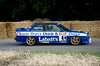 Labatt BMW 320i, Tim Harvey