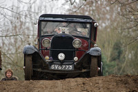 Pre War Austin 7 Club Winter Trial 2008