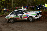 Tim Pearcey, Neil Shanks, Ford Escort RS1800