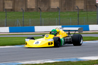Donington Historic Festival Historic Formula Two