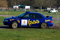 Ryan Champion, Subaru Imprezza 555
