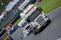 Truck Racing Parade Lap