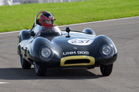 Barry Davison, Lotus Eleven