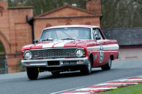 Paul Clayson, Roberto Giordanelli, Ford Falcon Sprint