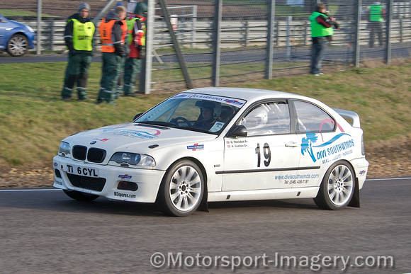 Motorsport Imagery Rockingham Stages 09 Bmw Compact Martin Stockdale