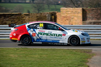Jason Plato. KX Racing MG6