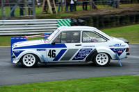 Bob Tate,Dave Read, Ford Escort