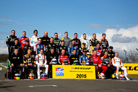 2015 Driver Line Up