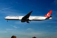 Turkish Airlines, Boeing 777-300. VT-JEP