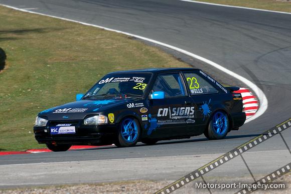 Motorsport Imagery Ford Xr Challenge Oulton Park 13th